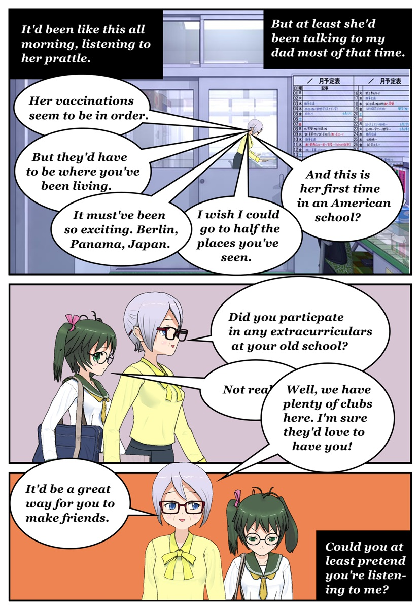 New Girl Page 2